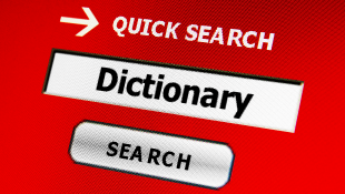 Quick search for Dictionary