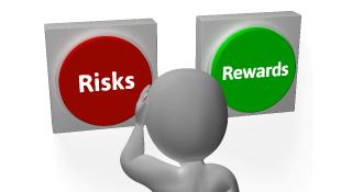 Risk reward buttons