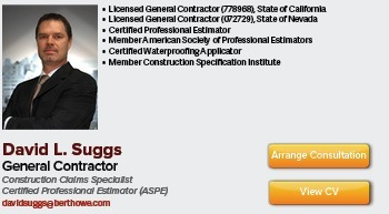 Consulting General Contractor and Building Expert Witness Specializing in Construction Remediation and defect claims