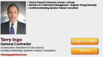 Builders Standard of Care Expert Witness and Consulting General Contractor